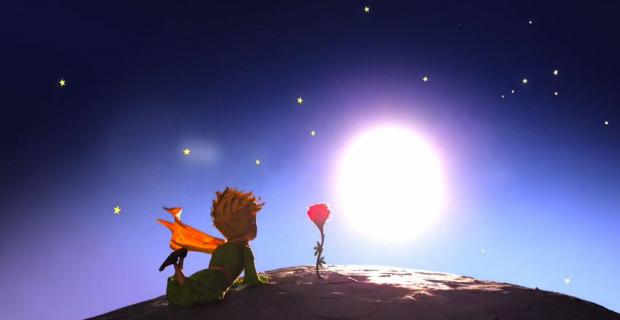 Lettera Segreta del Piccolo Principe alla sua Rosa